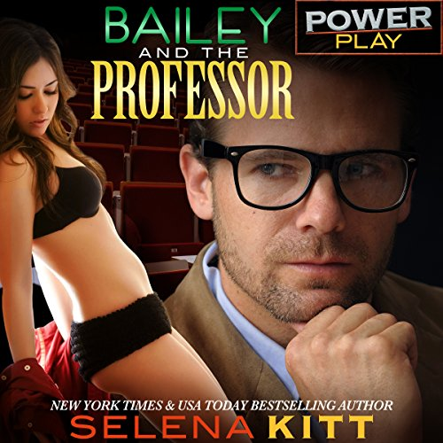 Bailey and the Professor audiobook cover art