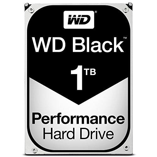 hard disk caviar black WD Black Performance Desktop Hard Disk Drive da 1 TB