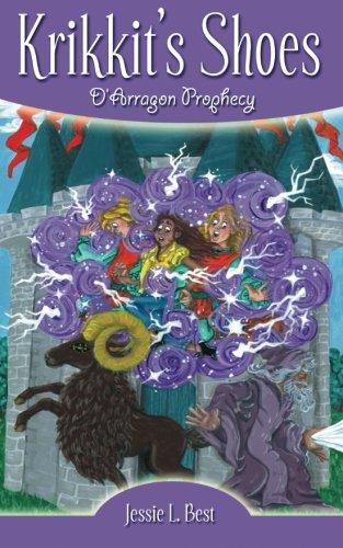 Book: Krikkit's Shoes - The Kingdom of D'Arragon by Jessie L. Best