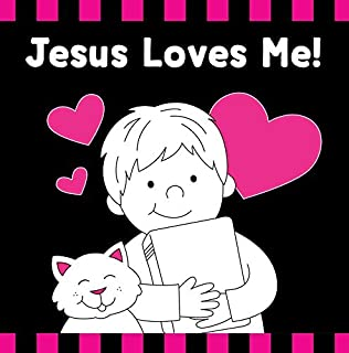 By Twin Sisters¶© Jesus Loves Me! Black & White Board Book (Tell Me About God Board Books) (Brdbk) [Board book]