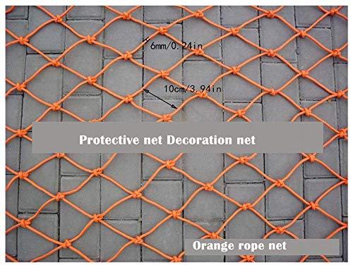 Protective Net Decoratie/veiligheid voor kinderen spoornet, veiligheidsnet voor kinderen balkon ladder valbeveiliging net isolatie hangbrug hek dakhek decoratie net Mu