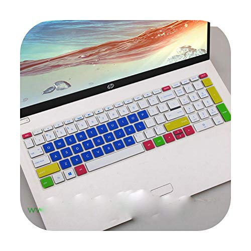 Keyboard Cover Protector Skin for HP Pavilion Gaming 17-cd0008TX cd0015TX 15-cx0064tx cx0065tx cx0067tx cx0069tx cx0075tx-Color 3-