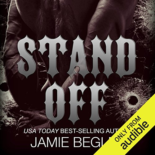 Stand Off audiobook cover art