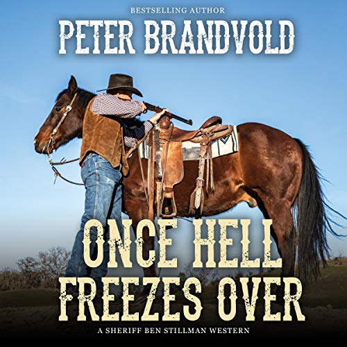 Once Hell Freezes Over audiobook cover art