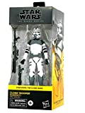 Starwars Black Series The Clone Wars CloneTrooper (KAMINO E9354) 6' inch Action Figure