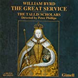 William Byrd: The Great Service -