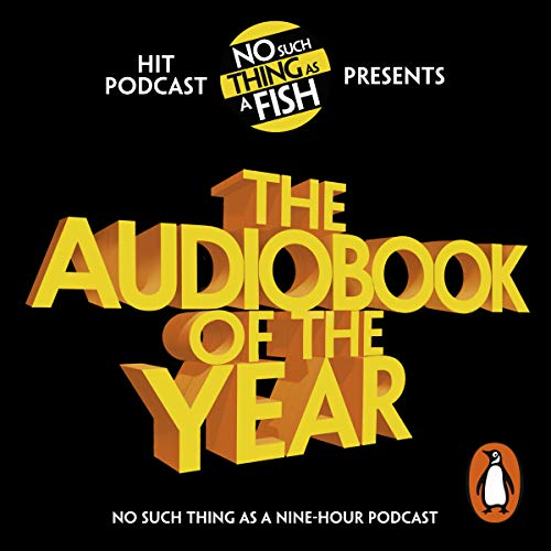 The Audiobook of the Year audiobook cover art