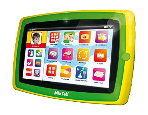 Mio Tab - Smart Kid e Custodia con Tastiera [Verisone 2015]