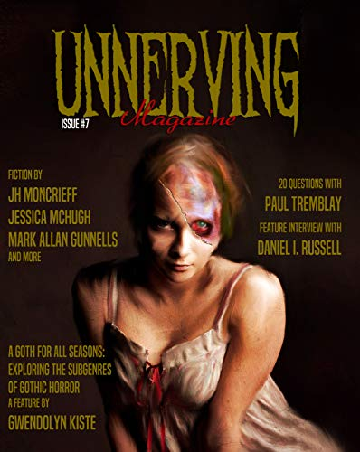 Unnerving Magazine: Issue #7 (English Edition)