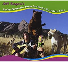 Rocky Mountain Tunes for Rocky by Kagan Jeff