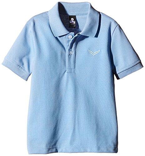 Trigema Jungen Poloshirt 321601, horizont, 152
