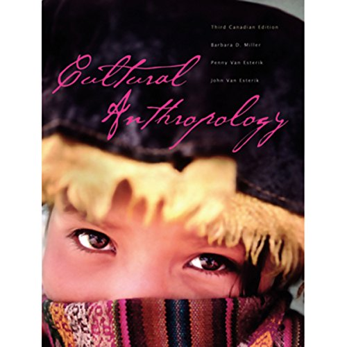 VangoNotes for Cultural Anthropology, 3rd Canadian Edition audiobook cover art
