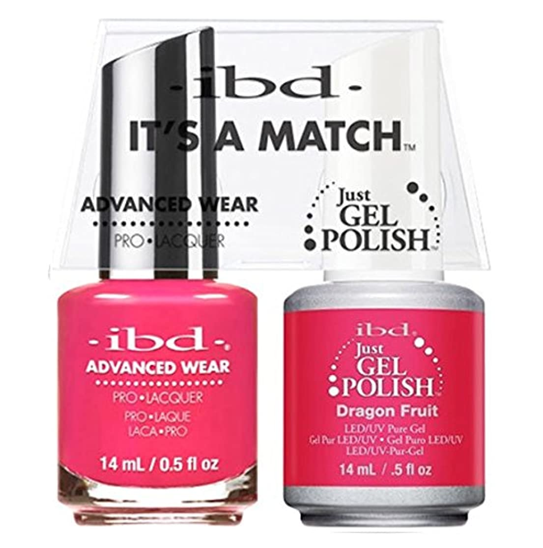 保証金ナプキンみなすibd - It's A Match -Duo Pack- Dragon Fruit - 14 mL / 0.5 oz Each
