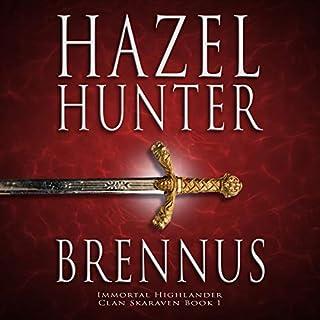 Brennus: A Scottish Time Travel Romance Titelbild