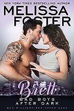Bad Boys After Dark: Brett (Bad Billionaires After Dark Book 4)