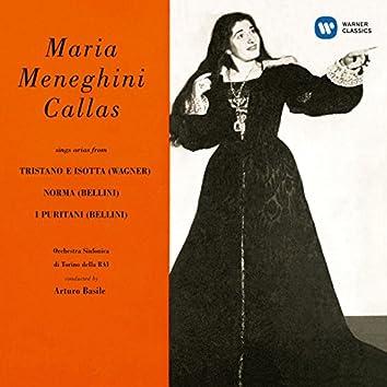 Callas sings Arias from Tristano e Isotta, Norma & I puritani - Callas Remastered