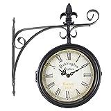 RD Reloj de Pared Paddington Station London 1854...
