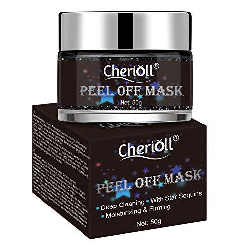 Blackhead Remover Mask, Mascarilla Exfoliante, Peel Off Máscara, Deep Cleansing, Hidratar Piel, Eliminar Puntos Negros