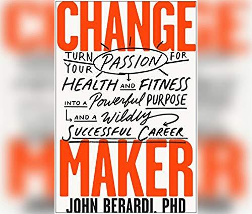 Change Maker audiobook cover art