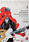 Queens of The Stone Age - Villains Tour, Wiesbaden 2018 »