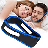 Atrilly Anti Snoring Chin Strap for Men and Women, Anti Snoring Devices Ajustable Stop Snoring Solution, Snore Stopper Reducing Relief Chin Straps Sleep Aids for Snoring Mouth Breather