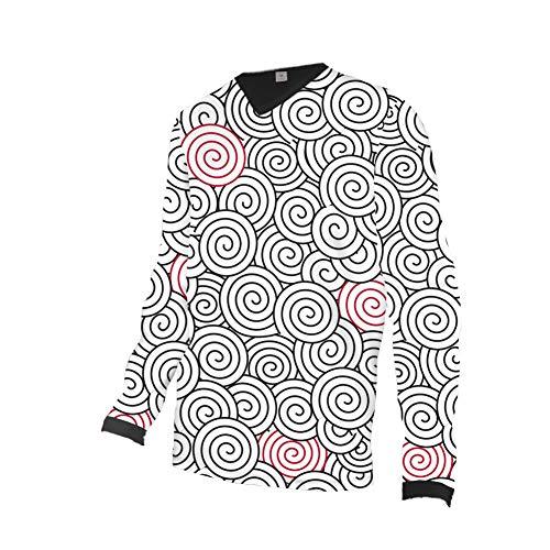 Uglyfrog Element/Youth Kinder Winter Shirt Thermisches Fleece Downhill Jersey Trikot MX Jersey RACEWEAR Trikot Kurz/Langarm Top 27-DEHerDownMKZR01