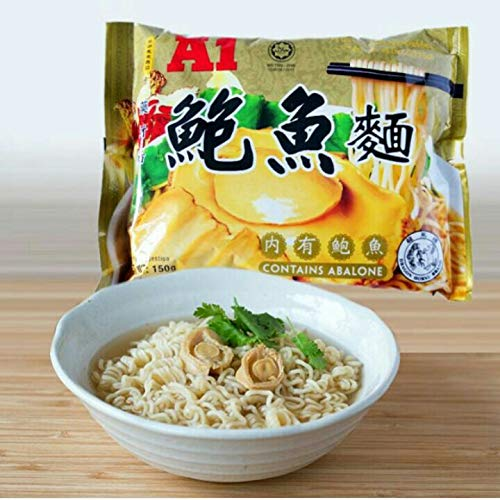 A1 Abalone Noodle -- Contains Real Abalone!! (1)