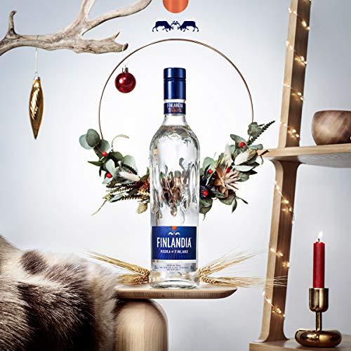 Finlandia Vodka - 40% Vol. (1 x 0.7 l)/Reinheit, purer Geschmack und Qualität auf ganz natürliche Weise. - 4