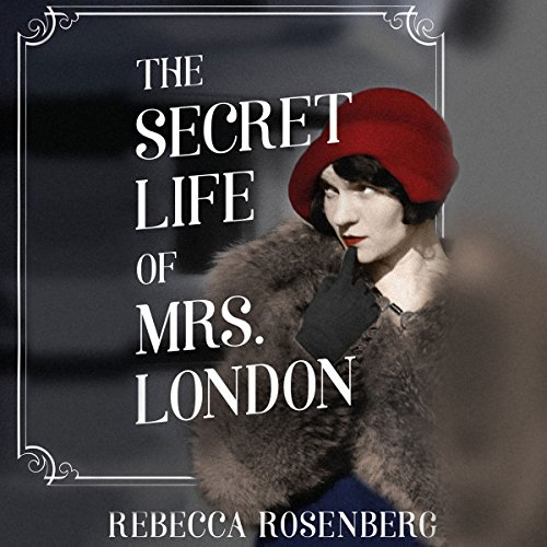 The Secret Life of Mrs. London cover art
