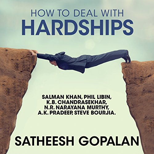 How to Deal with Hardships audiobook cover art