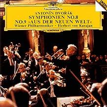 Dvorak Symphonies Nos.8 9 Limited