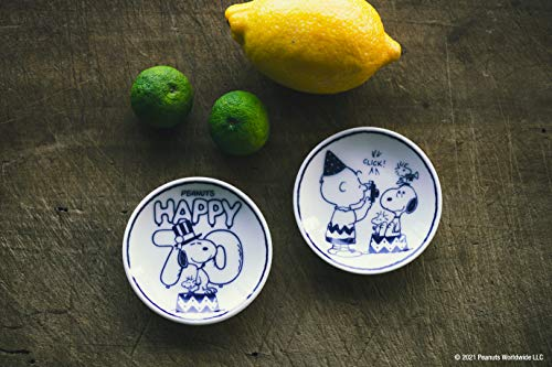 「スヌーピー70周年記念 デザイン豆皿2枚セット」つき特装版 ESSE (エッセ) 3月号増刊