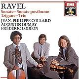 Ravel: Sonatas for Violin and Piano, Tzigane Trio