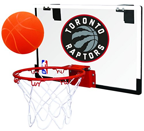 Rawlings NBA Game On Mini Basketball Hoop Set for 14.06