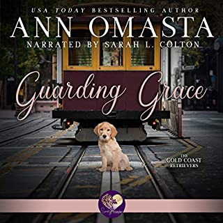 Guarding Grace     Gold Coast Retrievers, Book 3              By:                                                                                                                                 Ann Omasta,                                                                                        Sweet Promise Press                               Narrated by:                                                                                                                                 Sarah L. Colton                      Length: 5 hrs and 24 mins     9 ratings     Overall 4.7