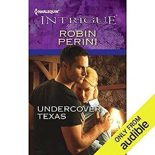 Undercover Texas audiobook cover art