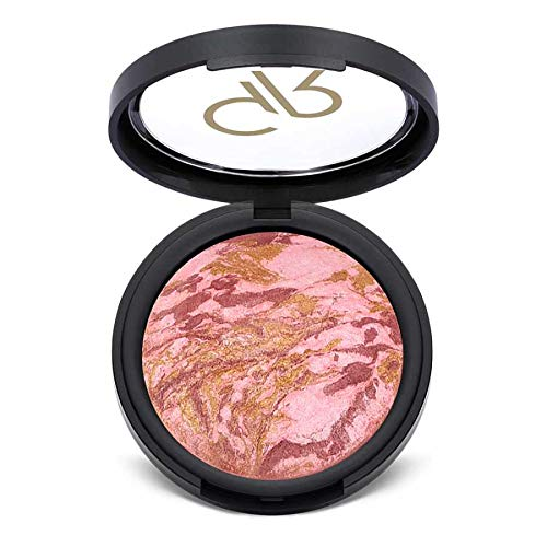 Golden Rose Bronzer terracotta stardust – 102