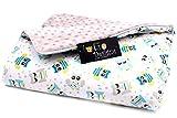 JoGo-Designs® Kuschelige Babydecke extra weich & flauschig zum...