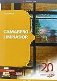 Camarero-Limpiador. Temario (Colección 65)