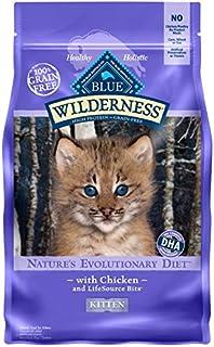 ブルー ウィルダネス キャットフード チキン 子猫用 2.27kg