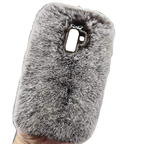 Schutzhülle für Lenovo Vibe K4Note/X3 Lite/A7010, flauschige Wolle, süßes Villi, Winter, warm, weich, schmal, künstlicher Lichtschutz, dünne Hülle für Lenovo Vibe K4 Note, Braun