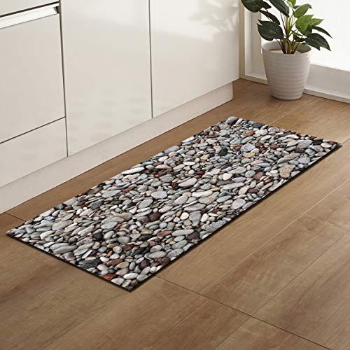 OPLJ Küchenbodenmatte Sofa Badteppich Badmatte Badbadezimmerteppich und Mattengarnitur Badteppichgarnitur A3 40x120cm