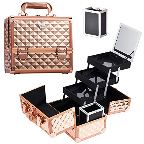 Joligrace Makeup Box Cosmetics C...