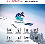 Zoom IMG-1 campark action cam 4k hd