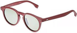 FENDI - FF M0001/S EL C9A Gafas de sol, Rojo (Red/Brown), 49 para Hombre