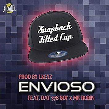 Snapback Fitted Cap (feat. Dat 378 Boy & Mr. Robin)