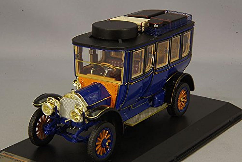 Mercedes Benz Simplex 60 PS (1903) Diecast Model Car