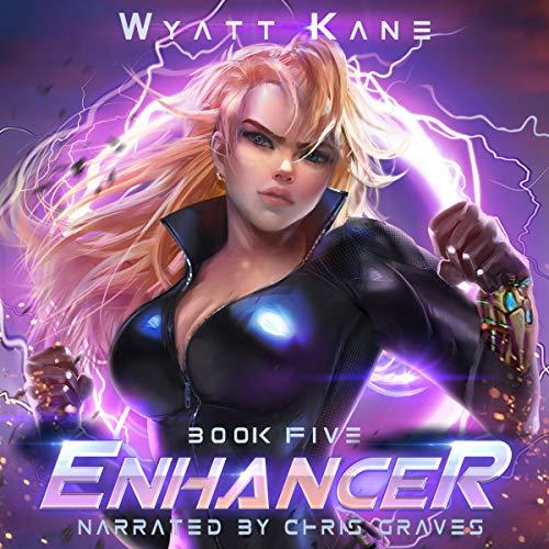 Enhancer: Book 5 cover art