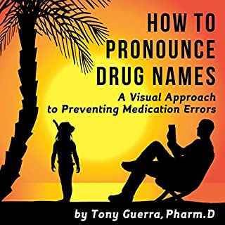 How to Pronounce Drug Names audiobook cover art