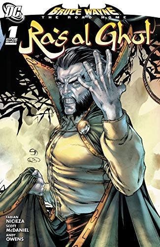Bruce Wayne: The Road Home: Ra's al Ghul (2010) #1 (Bruce Wayne - The Road Home) (English Edition)